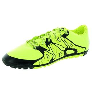Adidas Men's x 15.3 Tf /Black/ Turf Soccer Shoe