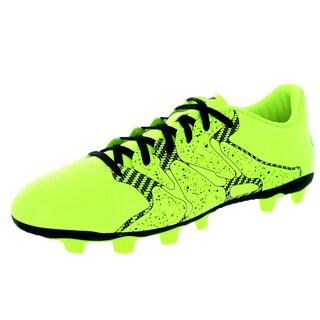 Adidas Men's x 15.4 Fxg /Black/ Soccer Cleat