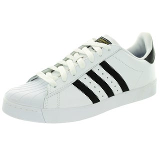 Adidas Men's Superstar Vulc A White/Black/ Skate Shoe