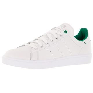 Adidas Men's Stan Smith Vulc Vintage white/Green/ Skate Shoe