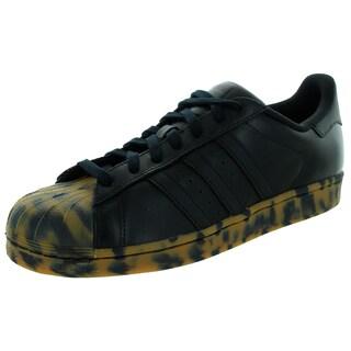 Adidas Men's Superstar Originals Black Casual Shoe