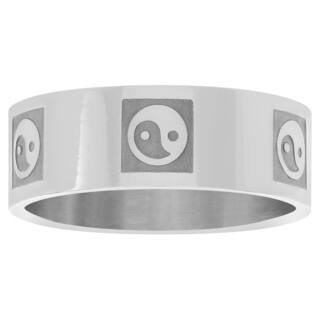 Territory Stainless Steel Yin Yang Band|https://ak1.ostkcdn.com/images/products/12320064/P19152987.jpg?impolicy=medium