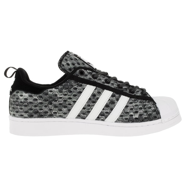 Adidas Men's Superstar Gid Originals Black/White/White Basketball ...