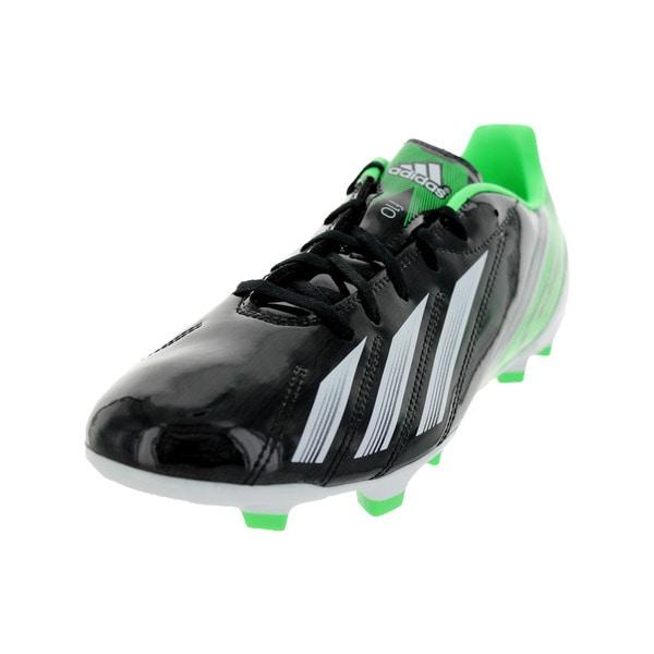 276a113bd93ba Shop Adidas Men's F10 Trx Fg Black/RunWhite/Gzes Soccer Cleat - Free ...