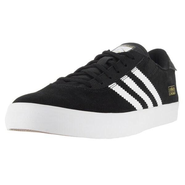 best website b9691 1683a Shop Adidas Mens Gonz Pros BlackRunWhiteBlack Skate Shoe - Free Shipping  Today - Overstock.com - 12320191