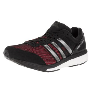 Adidas Men's Adizero Boston Boost 5 M Black Running Shoe