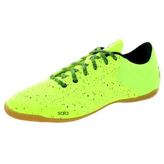 Adidas Men's x 15.3 Ct Syello/Black/Gumm1 Indoor Soccer Shoe