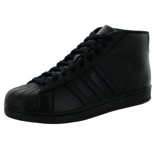 Adidas Men's Pro Model Originals Black Basketball Shoe