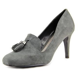 Ann Marino Women's 'Lolly' Faux Suede Dress Shoes