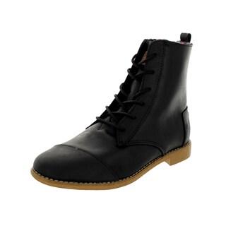 Toms Women's Black Alpa Boot