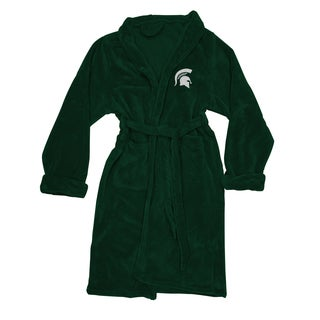 COL 349 Michigan State L/XL Bathrobe