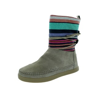 Toms Women's Nepal Suede Boot