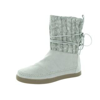 Toms Women's Grey Nepal Boot