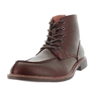 Tommy Hilfiger Men's Adolfo Dark Brown Boot