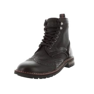 Tommy Hilfiger Men's Hartman Black Multi Boot