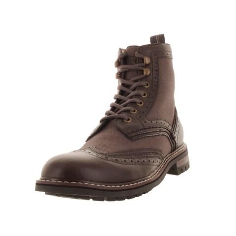 Tommy Hilfiger Men's Hartman Dark Brown Boot
