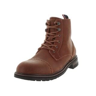 Tommy Hilfiger Men's Henderson Medium Brown Boot