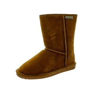 Bearpaw Women's Emma Short Hickory Boot