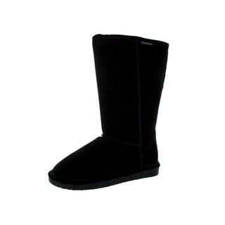 Bearpaw Women's Emma Tall Black Boot
