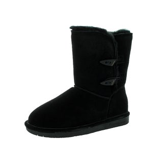 Bearpaw Women's Abigail Black Boot