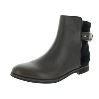 Lacoste Women's Rosemont Chelsea Srw Dark Brown Boot