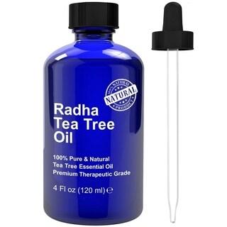 Radha Beauty 4-ounce Tea Tree Oil