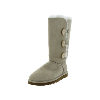 Ugg Boot W Bailey Button Triplet (Sand)