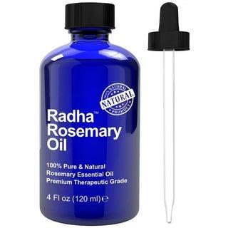 Radha Beauty 4-ounce Rosemary Oil