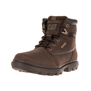 Caterpillar Men's Zane WP Rope/Brown Boot