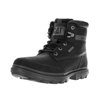 Caterpillar Men's Zane WP Black Boot