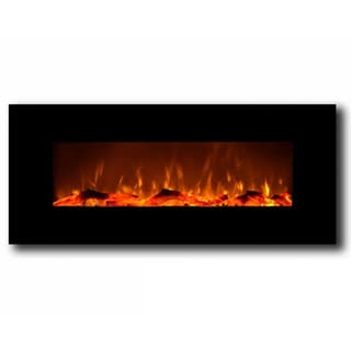 "Gibson Living Liberty 50"" Home Indoor Electric Wall Mounted Fireplace"