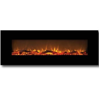 Wall Mounted Indoor Fireplaces Shop The Best Deals For