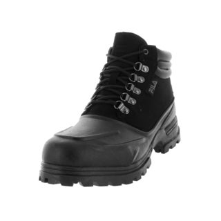Fila Men's Weathertec Black Boot