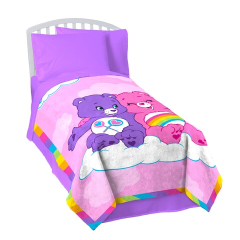 Care Bears Twin-size Blanket