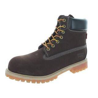 Levi's Men's Harrison Le Chocolate Brown Boot