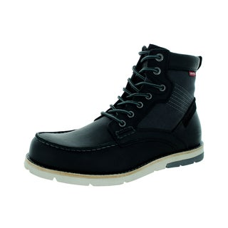 Levi's Men's Dawson Black/Charcoal Boot