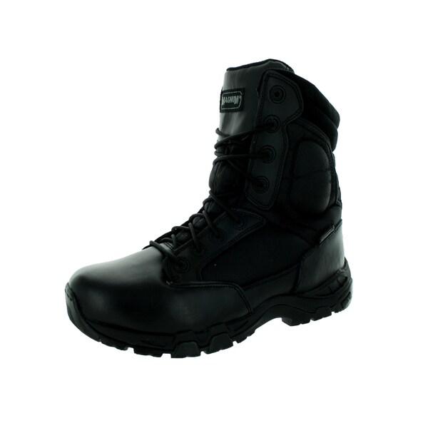 d97827f95cf Shop Magnum Men's Viper Pro 8 In WP 400 Wide Black Boot - Free ...