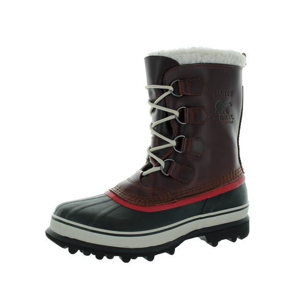4d8ecb3e87e Shop Sorel Men's Caribou Wl Burro Boot - Free Shipping Today ...