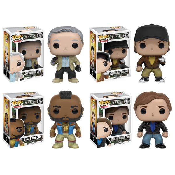 Funko A-Team POP! TV Collectors Set