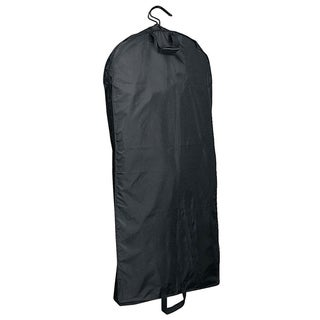 Preferred Nation Black Nylon 48-inch Garment Cover