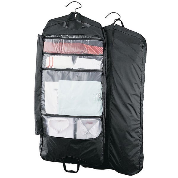 e9a28f2c8a5f Shop Preferred Nation Garment Bag Organizer - On Sale - Free Shipping On  Orders Over  45 - Overstock - 12320905