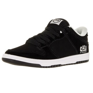 Cali Strong Hollywood Black/White Skate Shoe