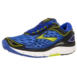 Brooks Men's Transcend 3 ElectricbrooksBlue/Limepunch/B Running Shoe