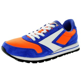 Brooks Men's Chariot RoyalBlue/BrightOrange/White Running Shoe