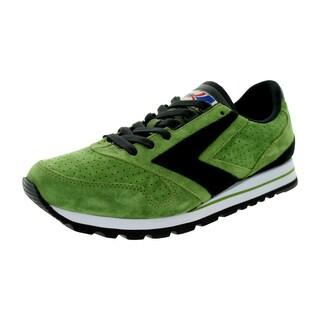 Brooks Men's Chariot Olive Running Shoe