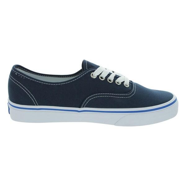Shop Vans Authentic Skate Shoes (Dress BluesNautical Blue
