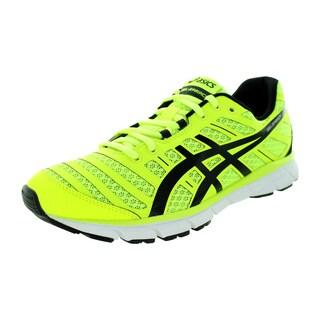 Asics Men's Gel-Zaraca 2 Flash Yellow/Blackver Running Shoe