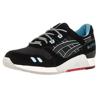 Asics Men's Gel-Lyte Iii Black/Black Running Shoe