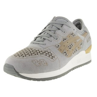 Asics Men's Gel-Lyte Iii Lc Light Grey/Light Grey Running Shoe