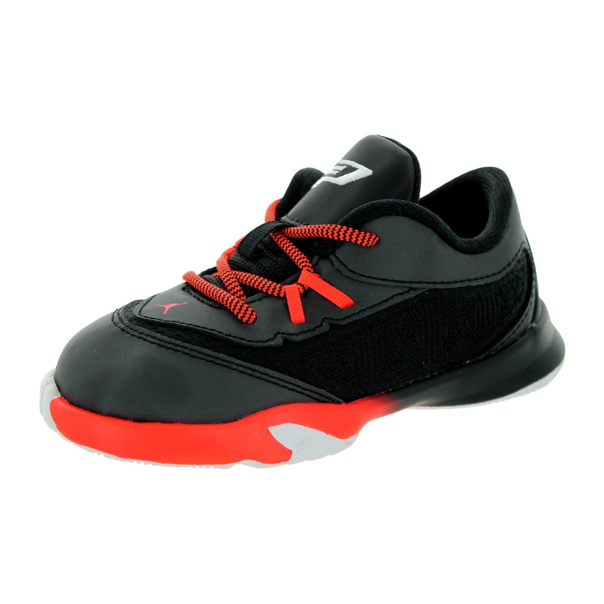 Nike Jordan Toddlers Jordan CP3.Viii Black/Infrared Baske...